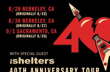 40th Anniversary tour will still rock Sacramento