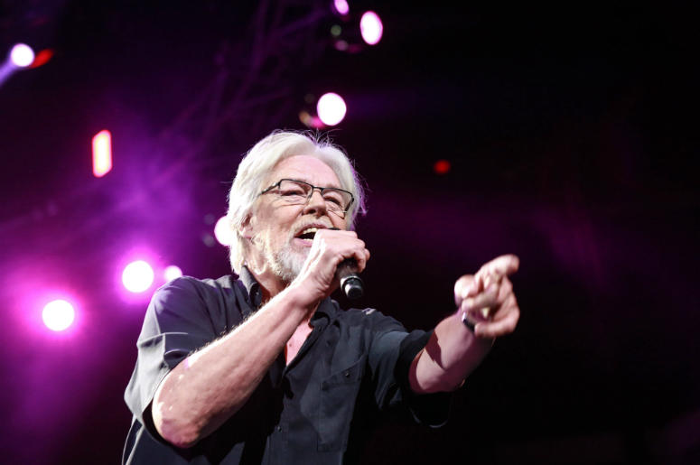 Bob Seger performs at Bankers Life Fieldhouse