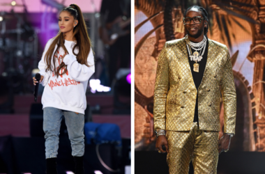 "Ariana Grande guests on new 2 Chainz track ""Rule The World"""