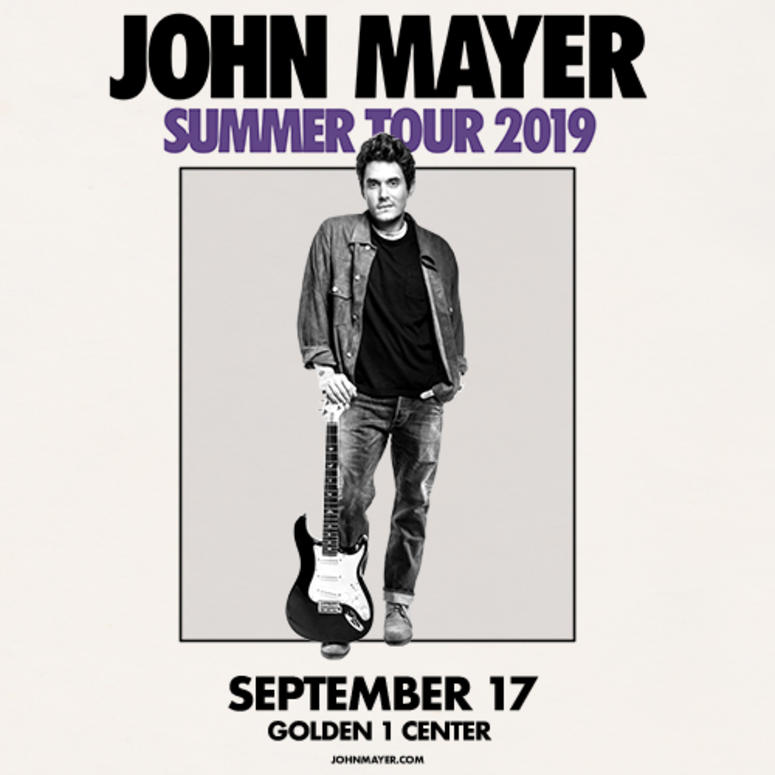 Score John Mayer Tickets During The Wake Up Call's Top 10