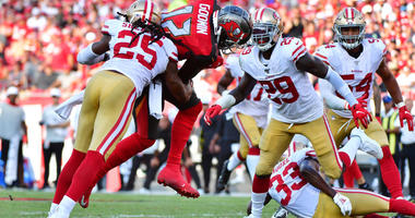 The 49ers defense leads their team to a season opening win in Tampa Bay