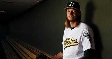 A.J. Puk | Getty Images