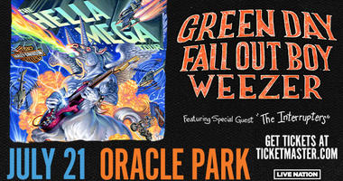 Hella Mega Tour: Green Day, Fall Out Boy, Weezer