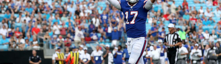 CAPACCIO: Bills at Panthers Arrow Up/Arrow Down