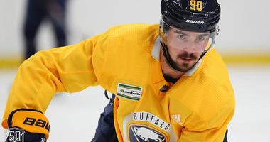 Sabres' Marcus Johansson feels he can add veteran leadership