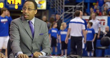 Stephen A Smith today at 5:25pm on the Gary Parrish Show