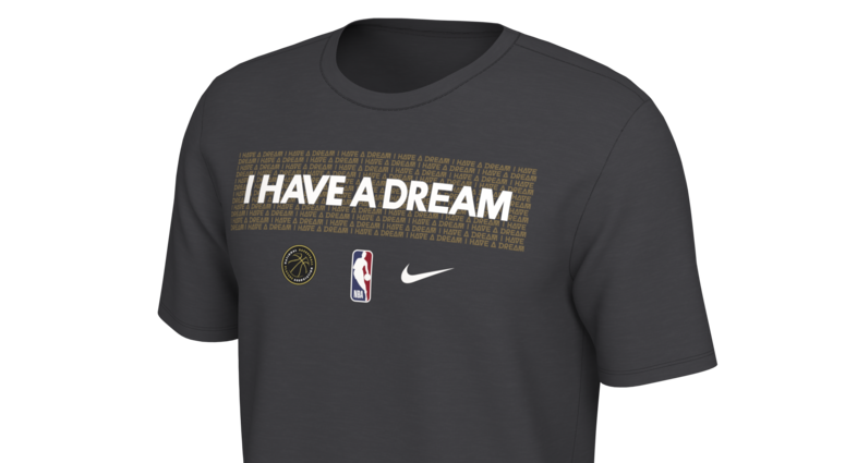 1b6c684a35ba NIKE releases MLK Week Celebration Warmup