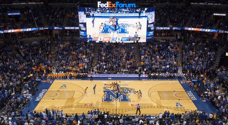 Memphis vs. UT