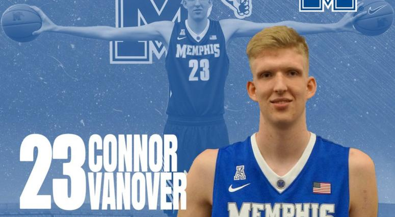 more photos 6880c a9a3b Memphis Tigers Basketball Gets 1st 2018 Commit/Vanover ...