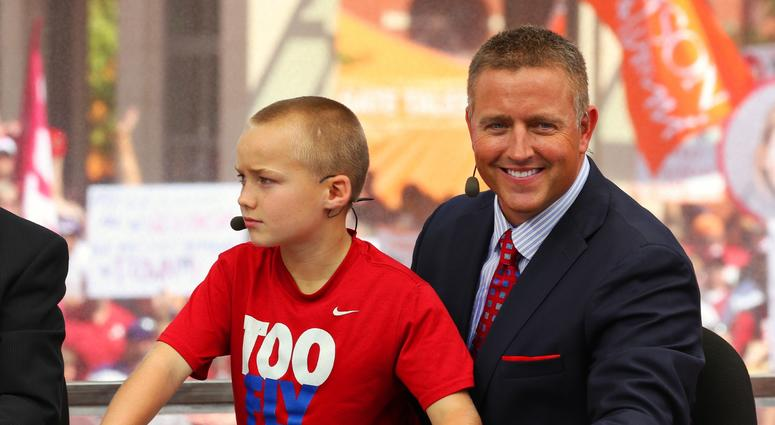 Kirk Herbstreit on Mike and Mike Wed at 6:30am on 92.9FM