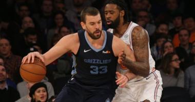 Knicks Grizzlies