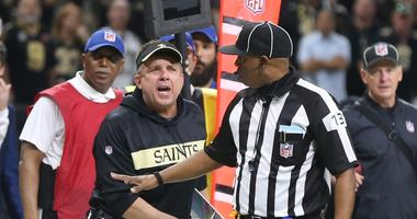 NOLA Saint lost to the Rams