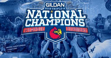 Memphis Redbirds 2018 Triple-A Champions