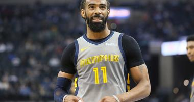 BREAKING: Mike Conley Brings Home Two Awards at the NBA Awards