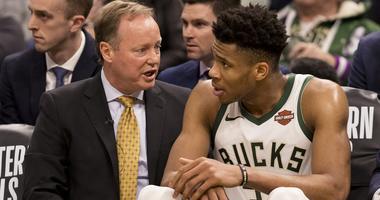 AUDIO: Milwaukee Bucks Head Coach Mike Budenholzer on The Gary Parrish Show