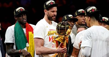 Toronto Raptors/Marc Gasol Win Their First NBA Championship With 4-2 Series Win Over Warriors