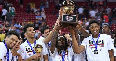 Grizzlies Win 2019 Summer League Championship