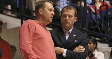 AD Ross Bjork Leaves Ole Miss For Same Position at Texas A&M