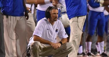 Mike Norvell on 92.9 Tuesday at 5:25 p.m.