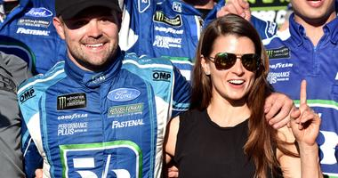 Ricky Stenhouse wins at Talladega
