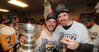 Penguins win back-to-back Stanley Cups