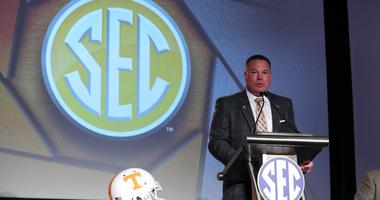 Butch Jones live Monday (7/16) on 92.9 FM ESPN's Mike & Mike