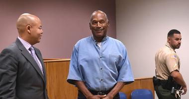 OJ Simpson granted parole