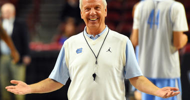 Hall of Fame Coach Roy Williams