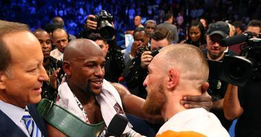 DeLaHoya on Mayweather vs. McGregor