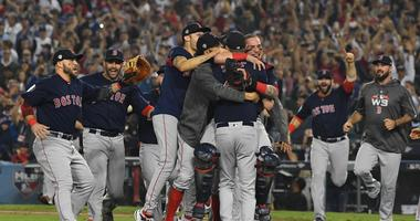 Boston Red Sox won the 2018 World Series