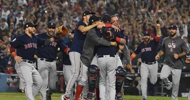 Boston Red Sox won the 2018 World Series