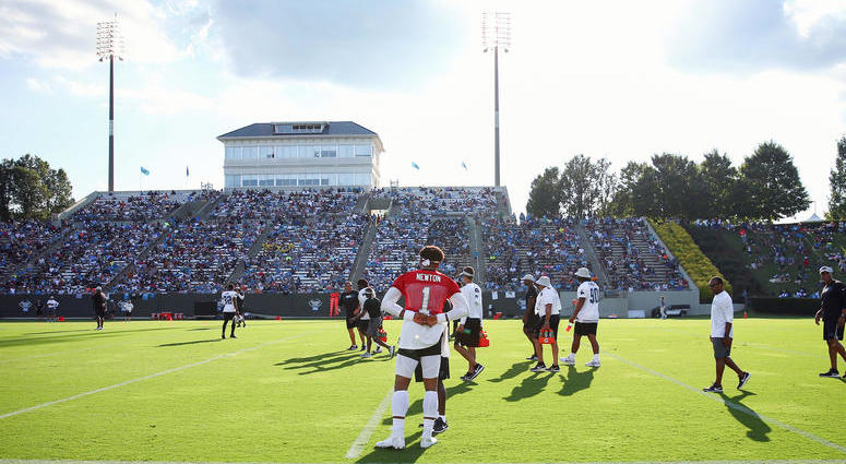 27147bc3 Bills gearing up for joint practices with the Panthers | ESPN ...