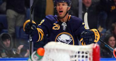 Former Sabre Pominville still would like to come back