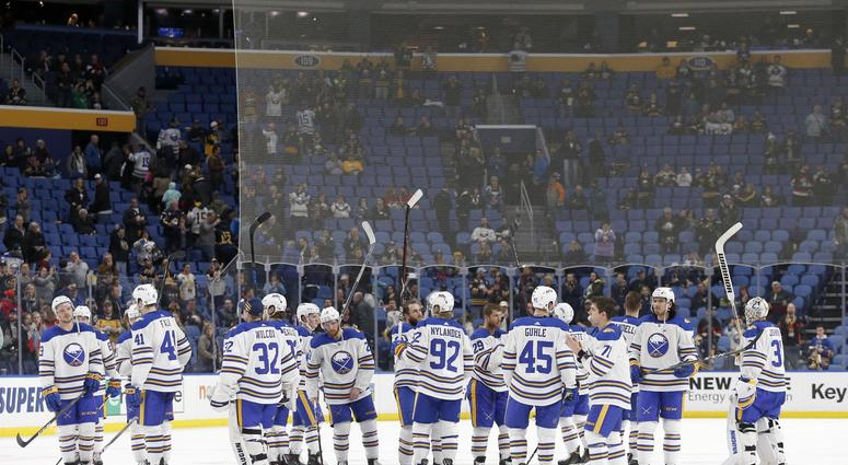 The Sabres use an analytic approach to season ticket pricing