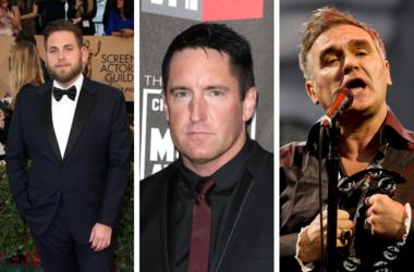 Jonah Hill, Trent Reznor, Morrissey