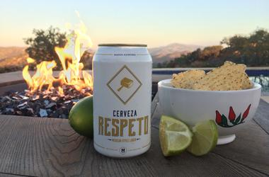Mason AleWorks Respeto Mexican Lager