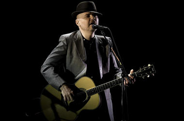 Smashing Pumpkins member Billy Corgan