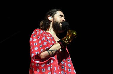 Entertainment: Thirty Seconds to Mars
