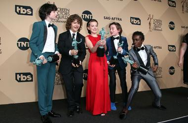Entertainment: 23rd Annual Screen Actors Guild Awards