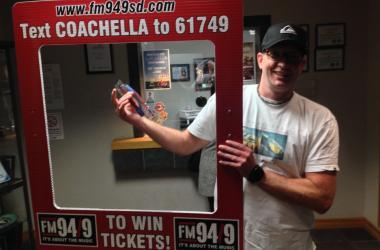 Coachella Winner Sean
