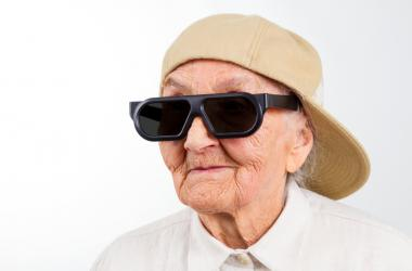 cool grandma shades