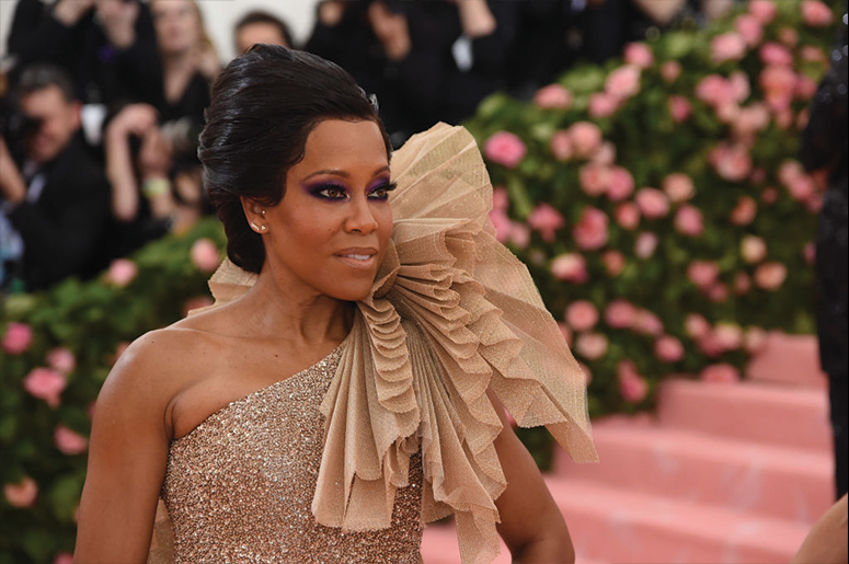 Regina King attends The 2019 Met Gala Celebrating Camp: Notes on Fashion at Metropolitan Museum of Art on May 06, 2019 in New York City. (Photo by Jamie McCarthy/Getty Images)