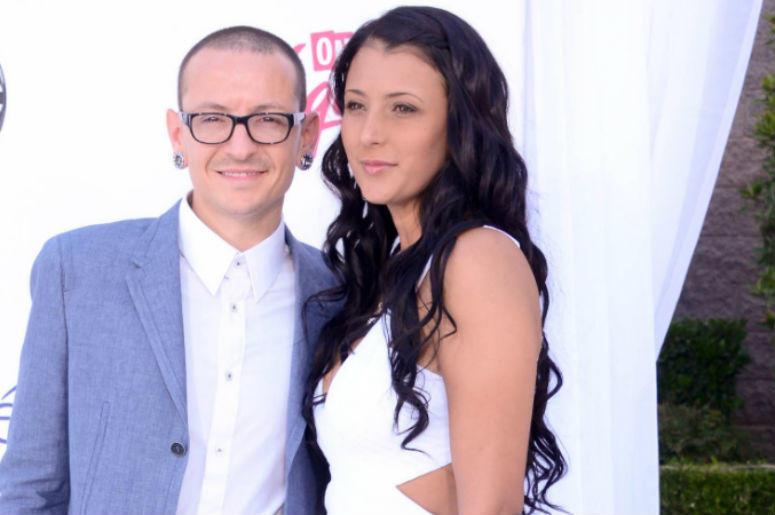 Chester and Talinda Bennington