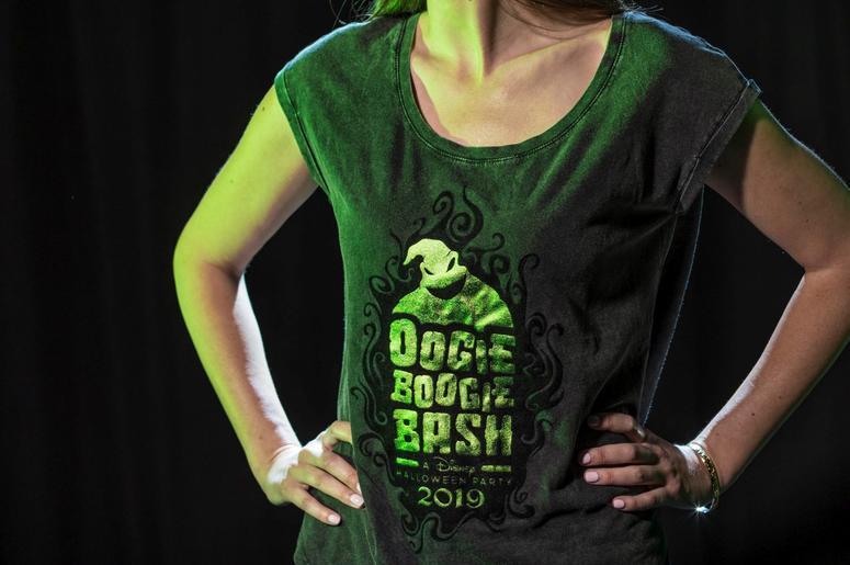 Oogie Boogie Bash Women's Tee