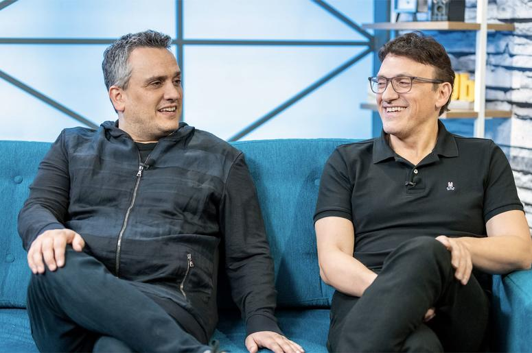 Anthony And Joe Russo Visit The IMDb Show