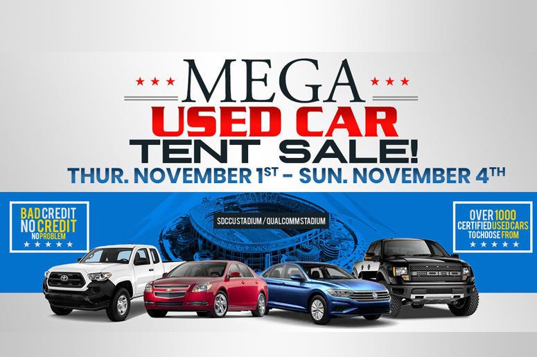 Cars For Sale San Diego >> Mega Used Car Sale Alt 949