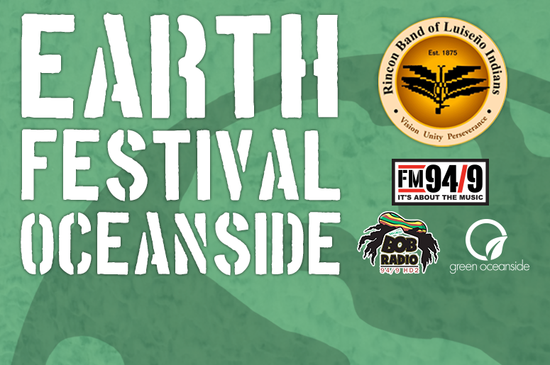 Earth Festival - Downtown Oceanside - Saturday, April 16th