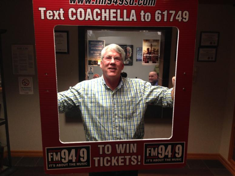 Coachella Winner James
