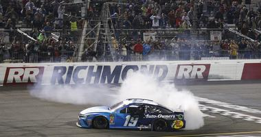 LISTEN: Bickmeier previews NASCAR playoffs coming to Richmond Raceway