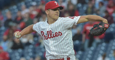The Phillies Demoted the Pitcher Who Won Their Easiest Game of the Year